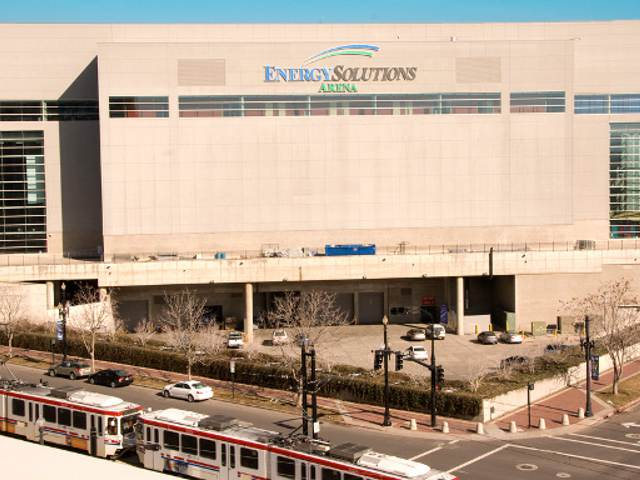 EnergySolutions Arena: Home of the Utah Jazz